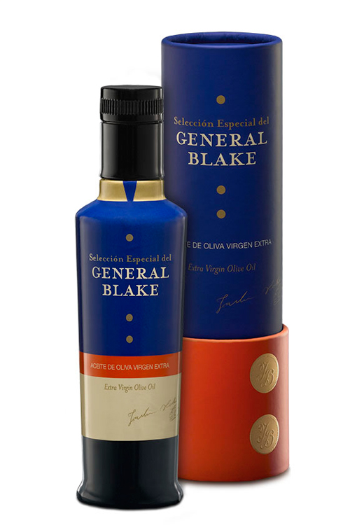 EXTRA VIRGIN OLIVE OIL<br /> GENERAL BLAKE SPECIAL SELECTION